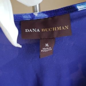 Dana Buchman Tops - Dana Buchanan belted top XL